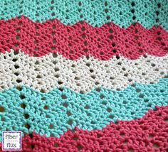 Double Crochet Ripple Afghan Pattern Delectable This Is My FAVORITE Afghan Pattern I've Made Probably 48 Afghans