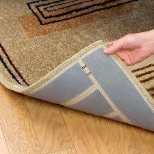 non slip rug beauty pad rs fl design the best stylish skid throughout 3 tape bq non slip rug carpet underlay