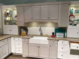 kitchen fantastic large color trends with nice and soft green cabinets cabinet gray white dark floors
