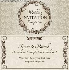 Invitation Designs Free Download