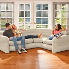intex inflatable furniture. Great Temporary Or Outdoor Solution. Intex Inflatable Corner Sofa, 101\ Furniture