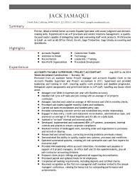 Project Accountant Resume Example Accountant Experience Certificate Format Doc Best Of Senior 16