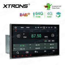 "10.1"" <b>Android 9.0 2-DIN</b> Car DVD Player GPS Radio Stereo Navi ..."
