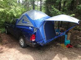 Truck Tent Put to the Test | Napier Outdoors