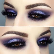 purple smokey eyes smokey eyes