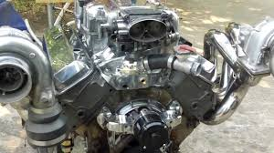 Twin Turbo 454 dyno teaser - YouTube