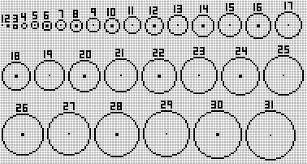 New Circle Guide 1 31 Even Diameters Bigger No Interior