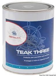 Tavolo In Teak Manutenzione : Protettivo teak three
