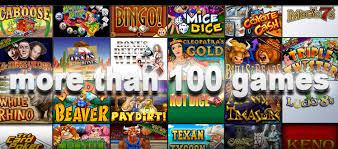 100+ slots