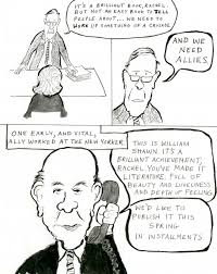 rachel s war a cartoon essay on rachel carson s last years acirc bill rachel4