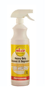Nilco Professional Kitchen Cleaner & Degreaser Spray, 1000 ml | Departments  | DIY at B&Q