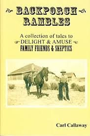 Backporch Rambles - Kindle edition by Callaway, Carl, Sherwood ...