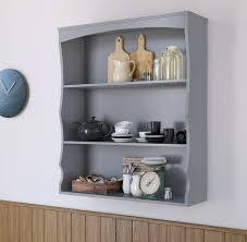 wall mounted storage shelf 3 shelves