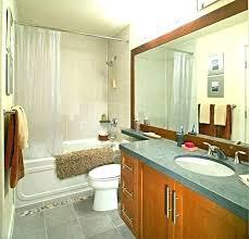 rustic half bathroom ideas. Half Bathroom Remodel Ideas Small Makeover  With Shower Remodels . Rustic
