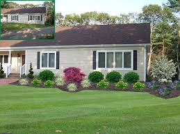 Nice Landscaping In Front Of House 17 Best Ideas About Front House  Landscaping On Pinterest Front