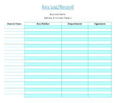 Sign Out Sheet Template Excel Off Pictures Collections Compatible ...