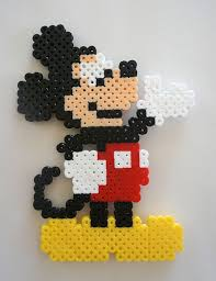 Perler Beads Mickey Mouse Designs Mickey Mouse Perler Bead Disney Pearler Bead Patterns