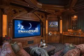 Home Theater Design Decor Marvellous Interior Decorations Dark Home Theater Design With As 41