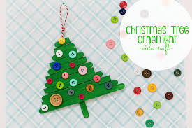 Paper Plate Christmas Tree Craft  I Heart Crafty ThingsChristmas Tree Ornaments Crafts