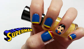 5 Superhero Nail Art Tutorials You Have To Try | Fashion | PopWrapped