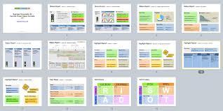 Status Report Format Keynote Status Template Clear Successful Status Reports