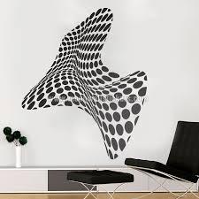 3d wall art decor sticker