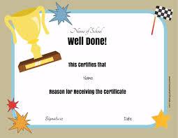 School Certificate Templates Free School Certificates Awards 1