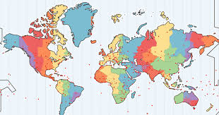 Est To Ist Time Chart What Is A Time Zone