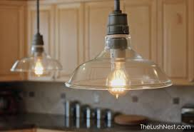 farmhouse pendant lights rustic barn light fixtures