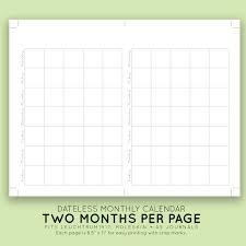 monthly printable calendar blank monthly printable calendar laura kinker designer life