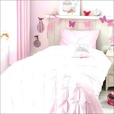 pale pink comforter post light set twin xl