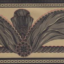 dundee deco wallpaper border faux