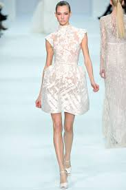 there is a rumour that jessica beale is going to be wearing an elie saab wedding dress