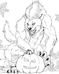 Scary Coloring Pages To Print Scary Coloring Pages Printable Spooky