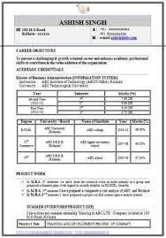 Best Resume Format Doc Resume Puter Science Engineering Cv Best Best