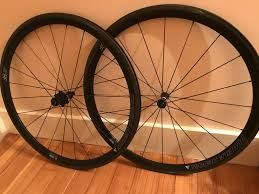 Profile Design 30 Twentyfour Aero Clincher Profile Design 38 Twentyfour Carbon Clincher Wheels Very Good Condition