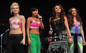Little Mix Top Uk Singles Chart Telegraph