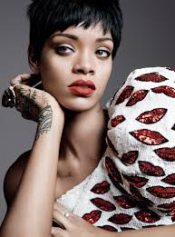 Meet Rihannas Tattoo Artist Bang Bang Vogue