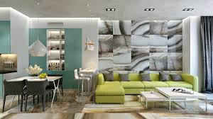 Open Apartments That Make Creative Use Of Texture And Pattern Beauteous Paint Designs For Bedroom Creative Plans