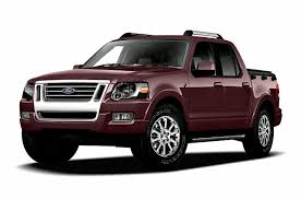 2007 Ford Explorer Sport Trac Limited 4.6L 4dr 4x4 Specs and Prices