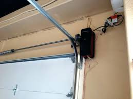 excellent garage door opener side mount idea craftsman wall not intended for sizing 1024 x 768