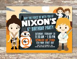 star wars birthday invite template star wars birthday party invitations free printable invitations