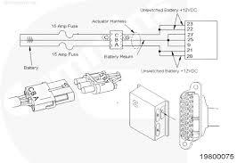 1992 ford n14 cummins good crank speed no voltage to fuel soliniod graphic