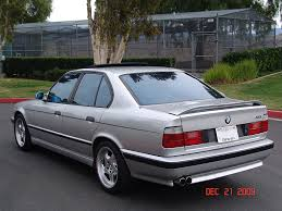 BMW 3 Series bmw m5 1990 : BMW M5 3.8 1990 Technical specifications | Interior and Exterior Photo
