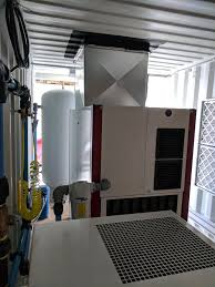 Air Compressor Room Design Skeans Custom C Can Compressor Room