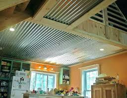 corrugated metal ceiling mesmerizing sheet ideas e79 ceiling