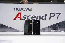 Huawei Ascend P7 Sapphire edition - The ...