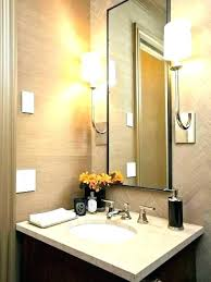 long narrow mirrors tall mirror bathroom sconce within mirrored chest lon