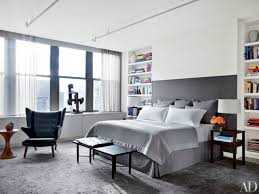 contemporary bedroom design. Modren Contemporary Contemporary Bedroom In Actor Will Ferrellu0027s New York Apartment Throughout Bedroom Design S