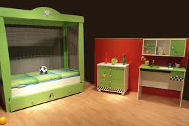 Kinderzimmer Fußball by MM Tisch, Bett, Schrank - Precogs